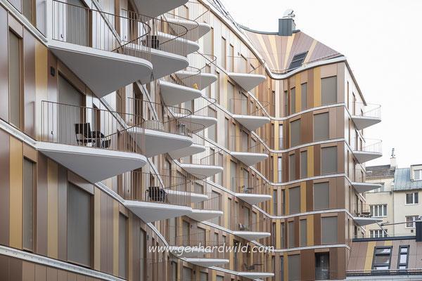 Wohnhaus, Wien