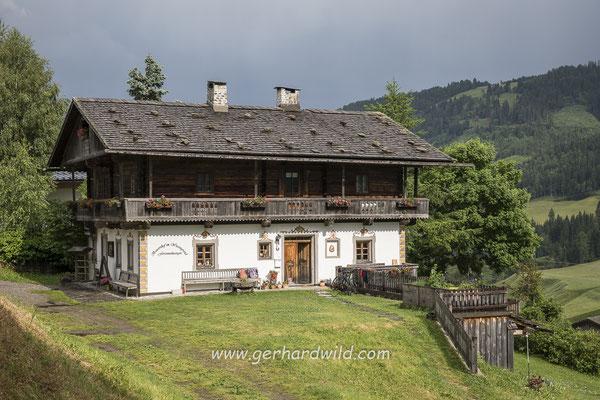 Bauernhaus im Lesachtal