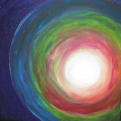 """""""Universum"""" 30 x 30 cm"""