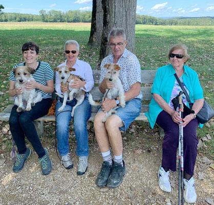 so sieht Glück aus! ;-) Familie Arwen, Familie Amy und Familie Aki