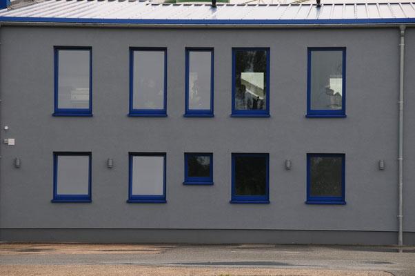 Sozialgebäude neuerrichtet 2011