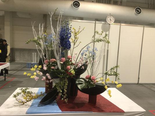 43 山口県 末永有紀  花デザイン由樹