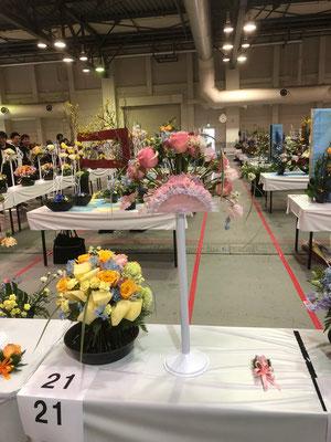 21 青森県 石戸谷竜海  (有)いしどや生花店