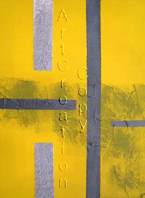 Yellow / Rita Steiner ArtCreation
