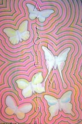 Butterfly / Rita Steiner ArtCreation