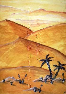 Dunes / Rita Steiner ArtCreation