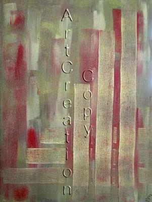 Straight / Rita Steiner ArtCreation