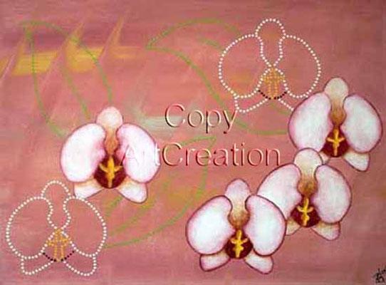 Orchid / Rita Steiner ArtCreation