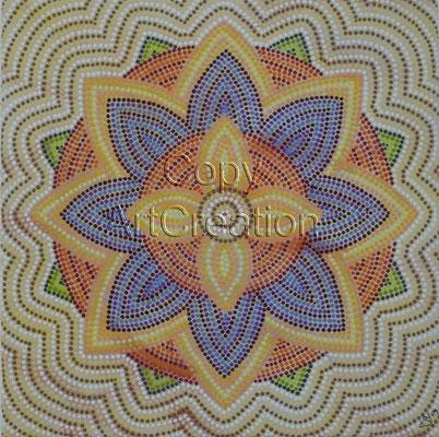 Mandala / Rita Steiner ArtCreation