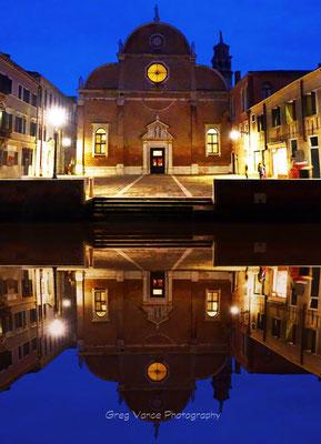 Santa Maria Dei Carmini ©Greg Vance Photography