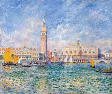 Pierre-Auguste Renoir, Le Palais Ducal