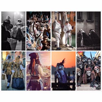 Scene di Carnevale 2019 - Instagram Top 8