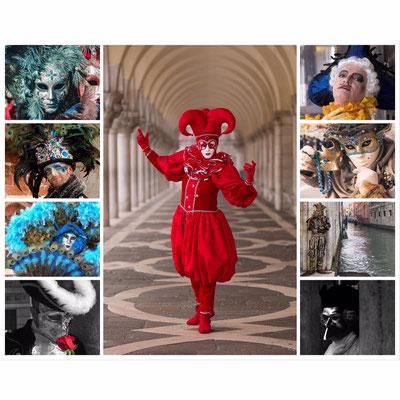 Ritratti di Carnevale 2019 - Instagram Top 9