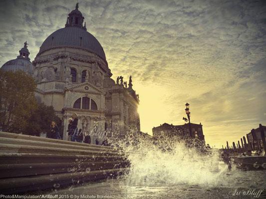 Santa Maria de la Salute ©ArtBluff