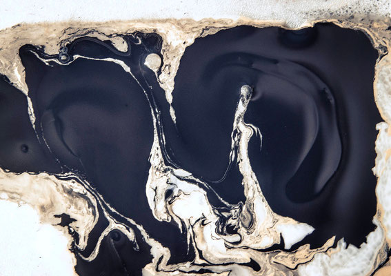 2015-211-1, untitled, acrylics +glue