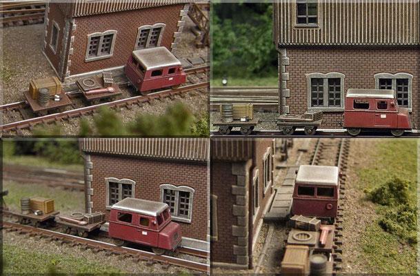 Aufgrund der robusten Konstruktion und des einfachen Aufbaues lassen sich Klvs mit wenig Aufwand unterhalten, so dass mehrere Dutzend von ihnen heute noch bei diversen Museumsbahnen im Einsatz sind. Das kleine Schienenauto ist nicht klein zu kriegen.