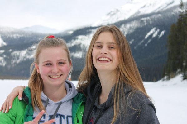 Ein Higshchool-Jahr in Kanada - das bedeutet für Teresa auch viele neue Freundschaften.