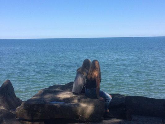 Kanada bietet der 16-Jährigen neue Herausforderungen und eine wunderbare Umgebung