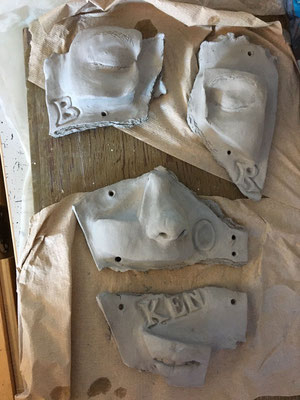 In Tabeas Ceramics-Kurs entstehen Skulpturen aus Ton