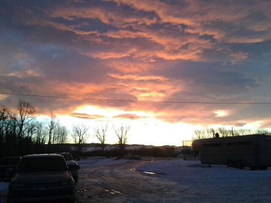 Guten morgen, Alberta