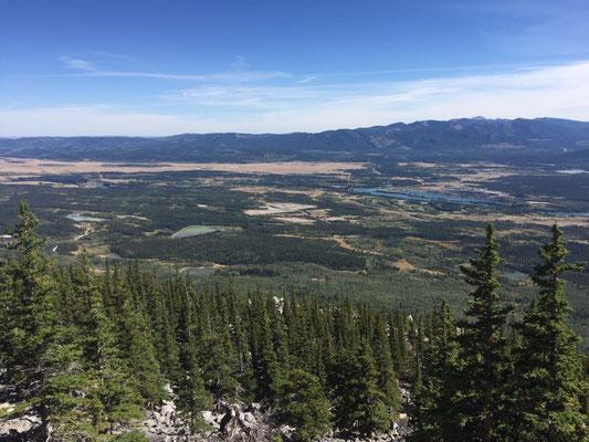 Unberührte Natur, endlose Weite - Kanada ist noch schöner, als Victor es sich vorgestellt hat
