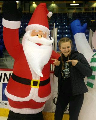 Teresa und der Weihnachtsmann