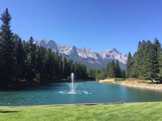 Alberta beeindruckt mit seiner atemberaubenden Natur