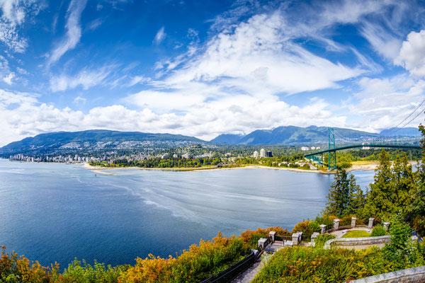 Wunderschönes West Vancouver - Prospect Point, Stanley Park