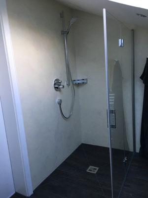 Herz & Wesch Renovierung Dachgeschoss-Bad Blaichach