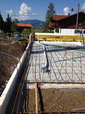 Herz & Wesch Neubau mit kontrollierter Wohnraumlüftung Rettenberg-Altach