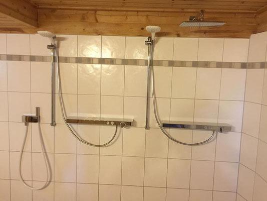Herz & Wesch Modernisierung Dusch-/Saunabereich Pfronten