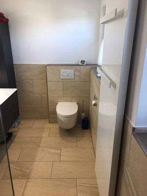 Herz & Wesch Badrenovierung Walk-In-Dusche Blaichach