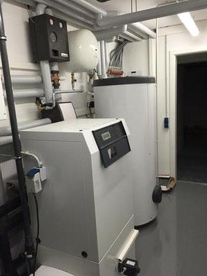 Herz & Wesch Heizungsanlage mit passiver Kühlung Sonthofen