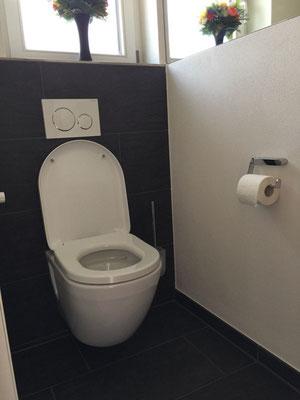 Gäste-WC in Burgberg - Herz & Wesch GmbH Burgberg