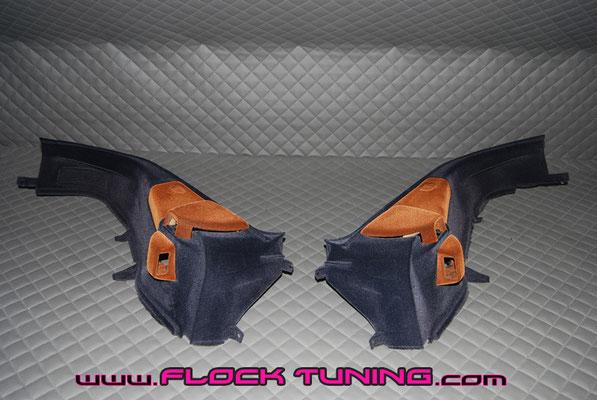 beflockter kofferraum mazda rx7 fd3s