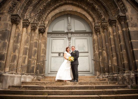 Peterskirche Görlitz Hochzeitsfotos