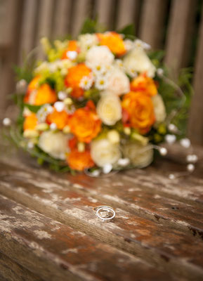 Brautstrauß Hochzeitsbilder Görlitz Regen