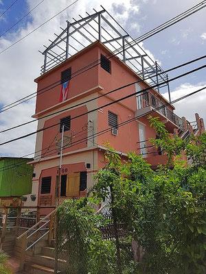 Unser Hostel, das Casa Santurce