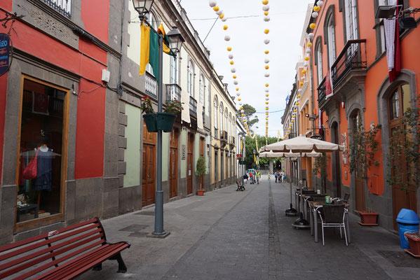 In den Straßen Arucas fühlt man sich einfach wohl