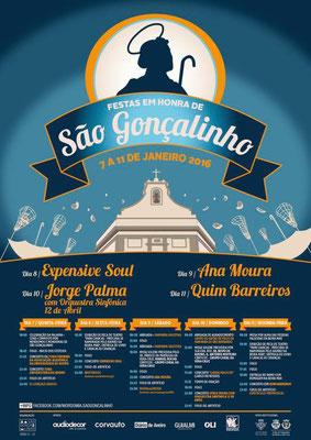 Sao Goncalinho, Aveiro, CameSawTravelled,