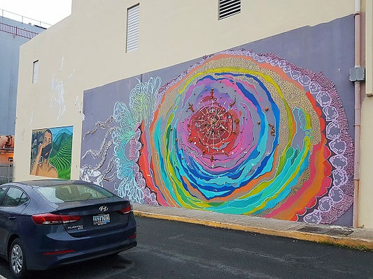 Street Art in Santurce
