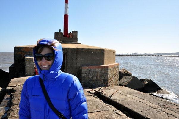 Montevideo mit Temperaturen wie in der Schweiz