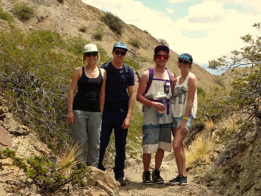 Wanderung zum Cerro Leoncito