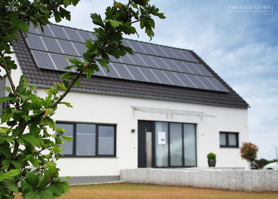 2012 - energetische Sanierung zum Effizienzhaus 70in Voerde