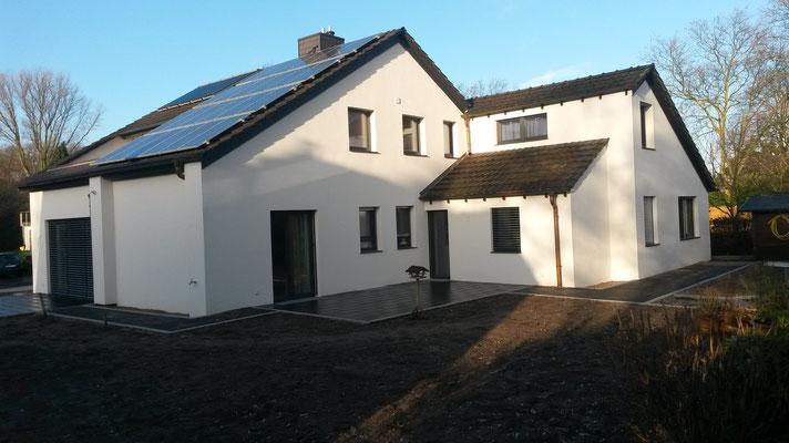 2013 - energetische Sanierung zum Effizienzhaus 100 in Voerde