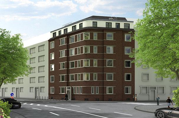 Erstellen des Energieausweises nach Sanierung/Renovierung in Düsseldorf