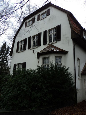 Sanierungskonzept für eine Stadtvilla in Bocholt