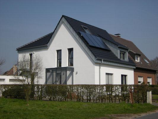 2014 - energetische Sanierung zum Effizienzhaus 115 in Voerde