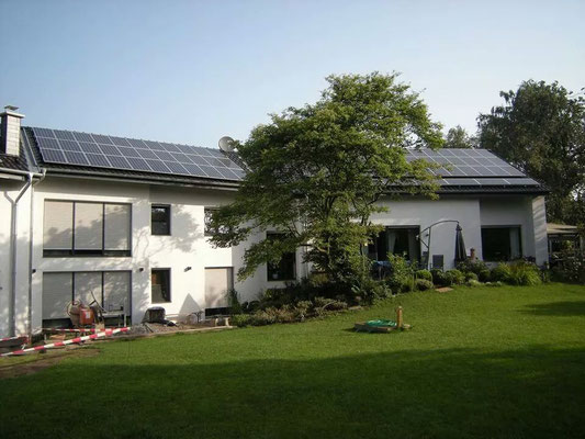 2010 - energetische Sanierung zum Effizienzhaus 70 in Dinslaken