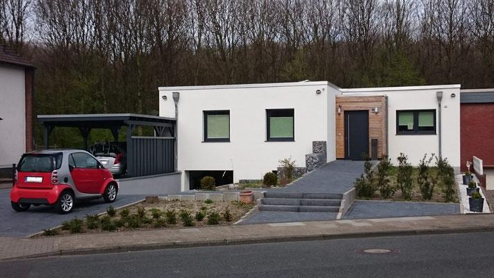 2014 - energetische Sanierung zum Effizienzhaus 70 in Oberhausen